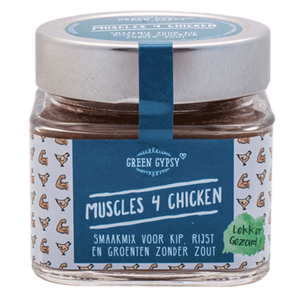 Green Gypsy - Muscles 4 Chicken