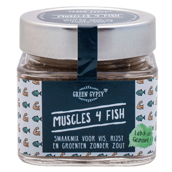 Green Gypsy - Muscles 4 Fish