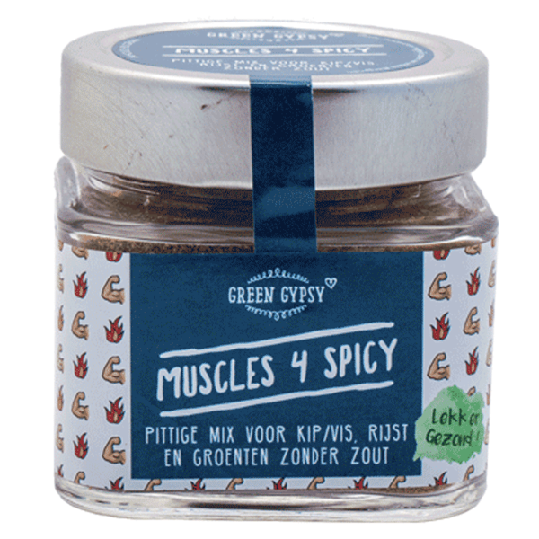 Green Gypsy - Muscles 4 Spicy